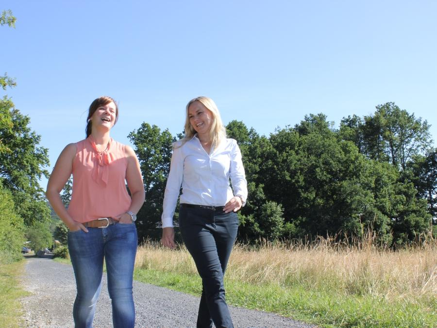 Von Jeffreys Bay nach Burbach: Interview mit Isabelle Kirschke und Michelle Richmond